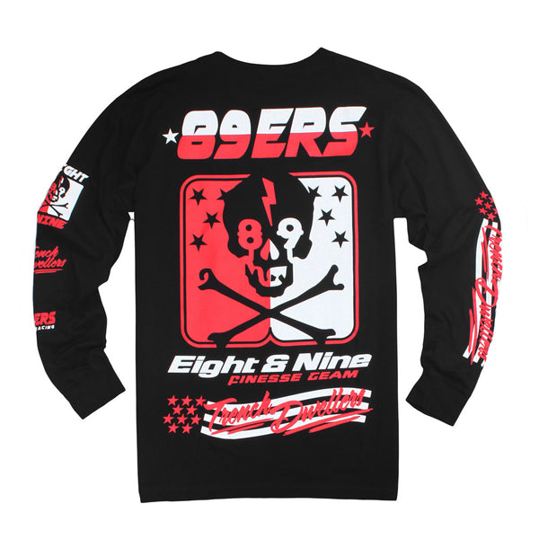 Keep It Lit L/S Jersey Bred - 3