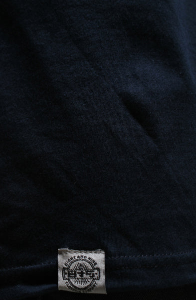 Medicated Navy T Shirt - 3