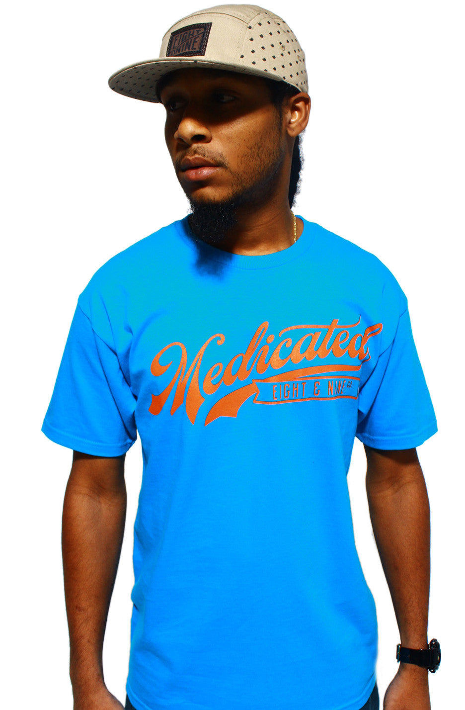 Team Medicated Dolphins T Shirt - 1