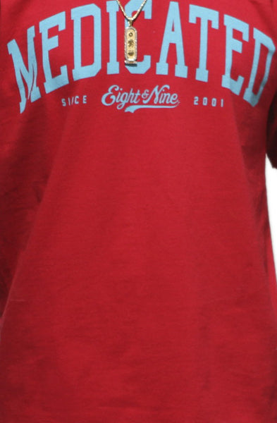 Medicated Cardinal T Shirt - 2