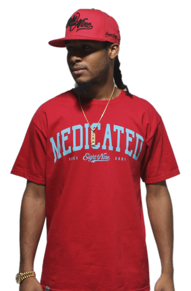 Medicated Cardinal T Shirt - 1