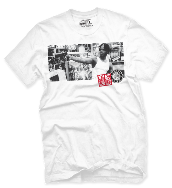 Menace 2 Society Not A Movie T Shirt - 2