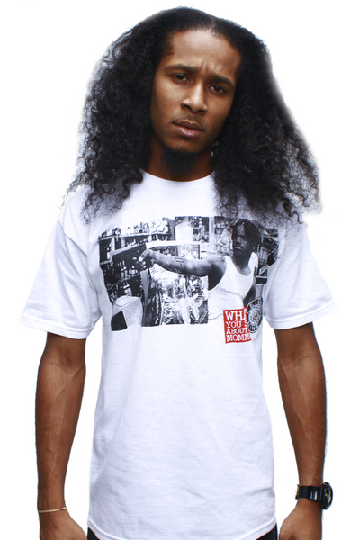 Menace 2 Society Not A Movie T Shirt - 1