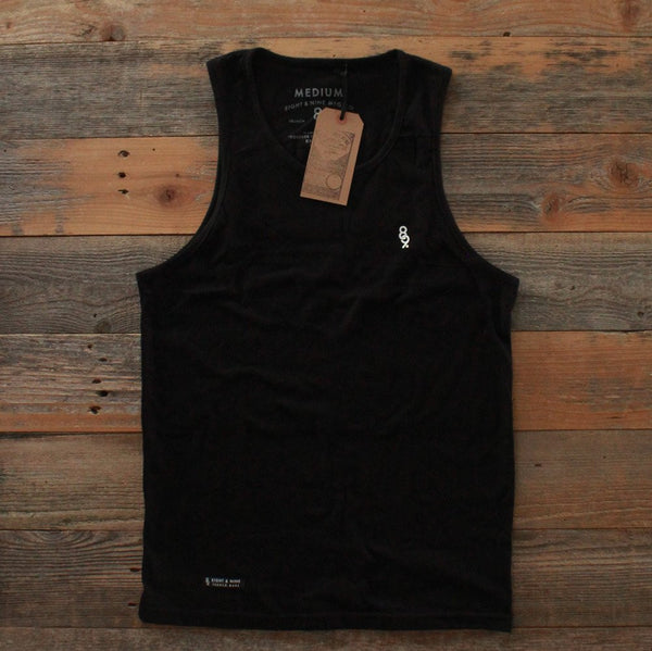 Mini Keys Premium Issue Tank Top Black