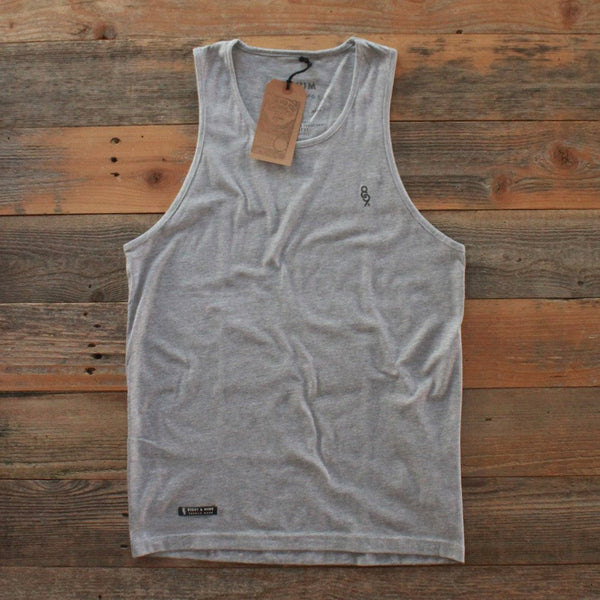 mini keys premium issue tank top heather center streetwear