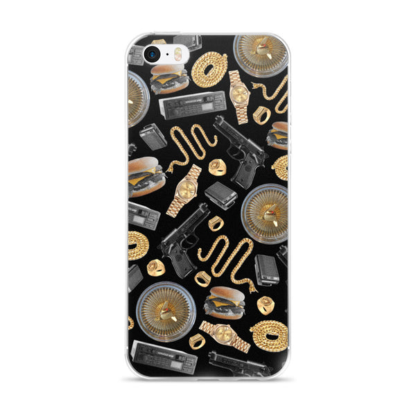 Robbery iPhone 5/5s/Se, 6/6s, 6/6s Plus Case