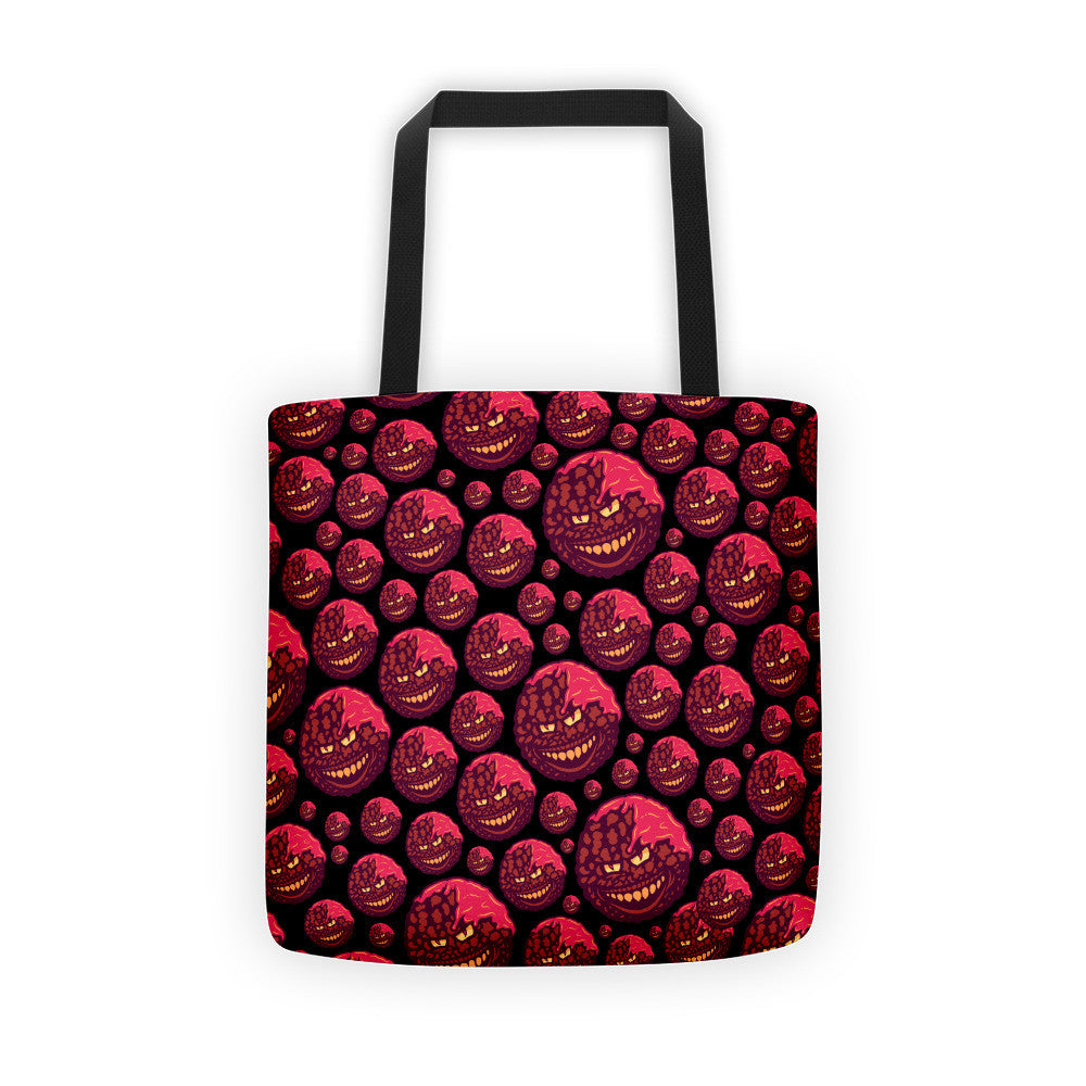 Lost in The Meatballs Tote bag