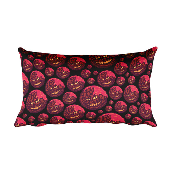 Lost in The Meatballs Rectangular Pillow