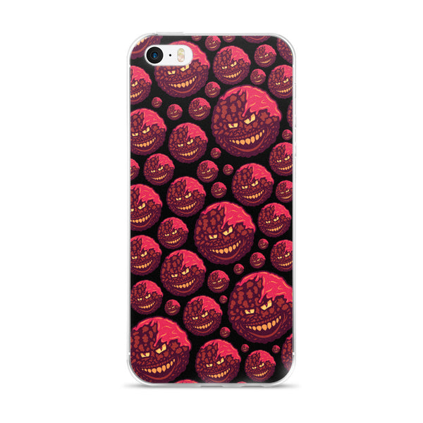 Lost in The Meatballs iPhone 5/5s/Se, 6/6s, 6/6s Plus Case