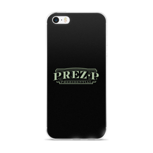 "Prez P ""Money"" iPhone 5/5s/Se, 6/6s, 6/6s Plus Case"