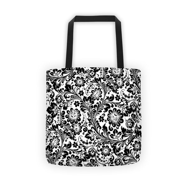Khoklohoma White Tote bag