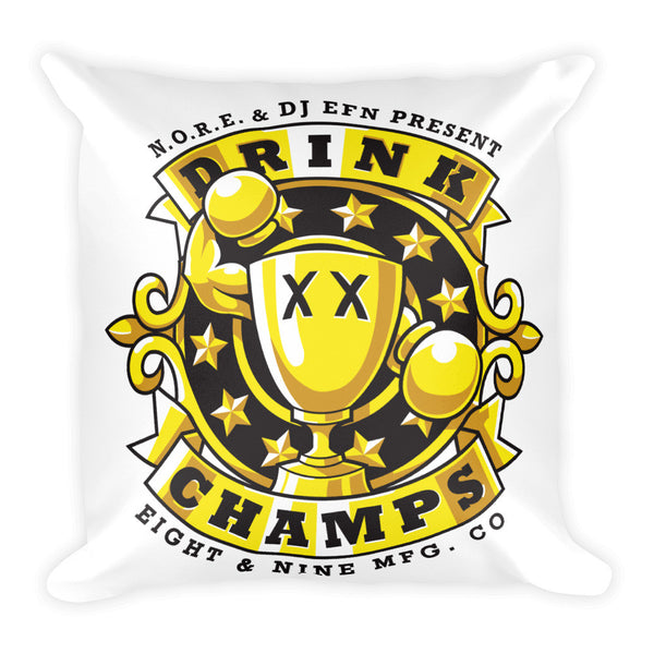 Drink Champs Pillow