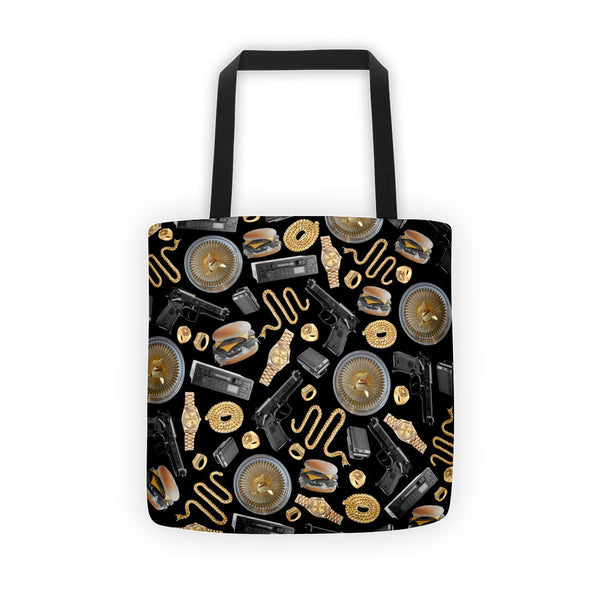 Robbery Tote bag