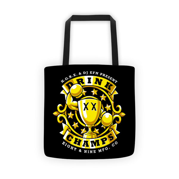 Drink Champs Tote bag