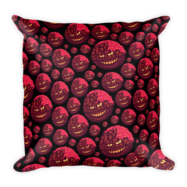 Lost in The Meatballs Square Pillow