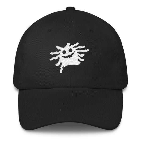 "YUNG SIMMIE ""SIMMIE SEASON 2"" LOGO DAD HAT BLACK"