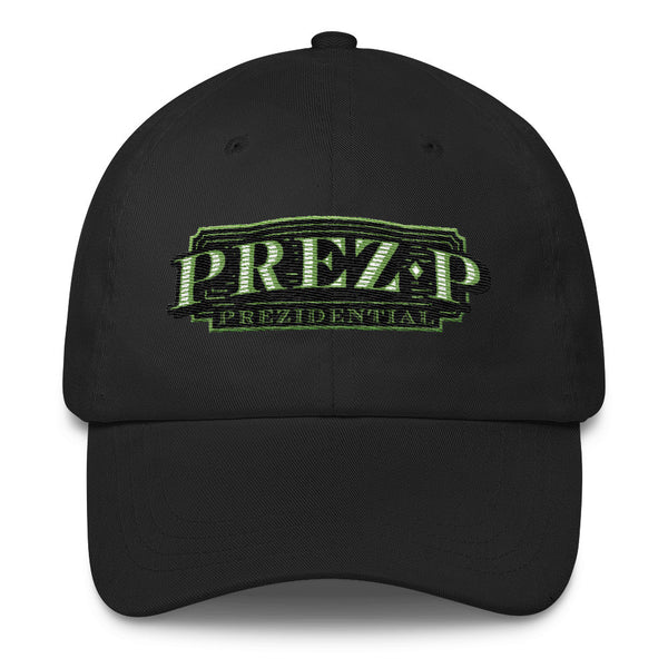 "Prez P ""Money"" Black Dad Hat"