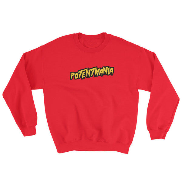 Jae Millz PotentMania Sweatshirt Red