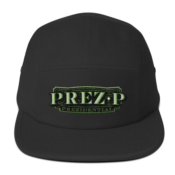 "Prez P ""Money"" 5 Panel Hat"