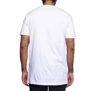 motherland split t shirt sand back