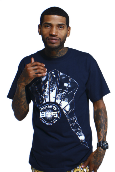 Shottas Air Jordan Obsidian 12 T Shirt - 1