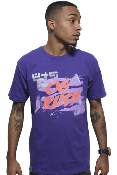 Og Kush Area 72 Galaxy T Shirt - 1