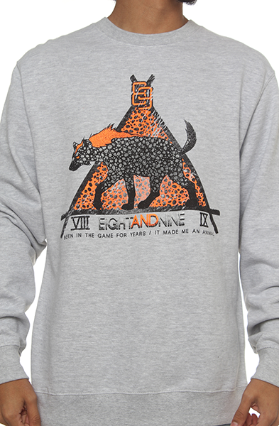 Safari Foamposite Sweatshirt - 2