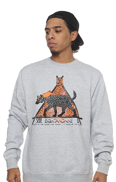 Safari Foamposite Sweatshirt