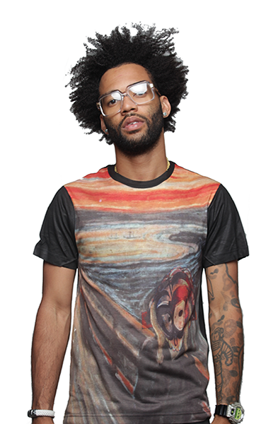 The Scream Masterpiece Tee - 1