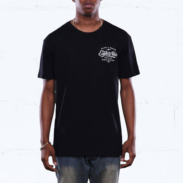 Served Premium T Shirt Black