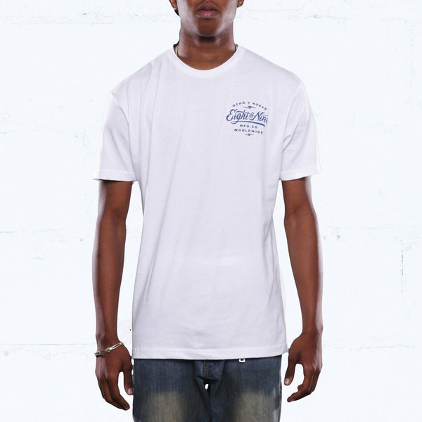 Served Premium T Shirt French Blue