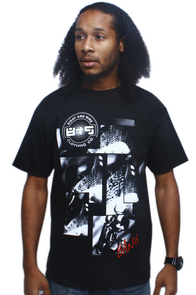 Shottas Air Jordan Playoff 12 T Shirt - 1