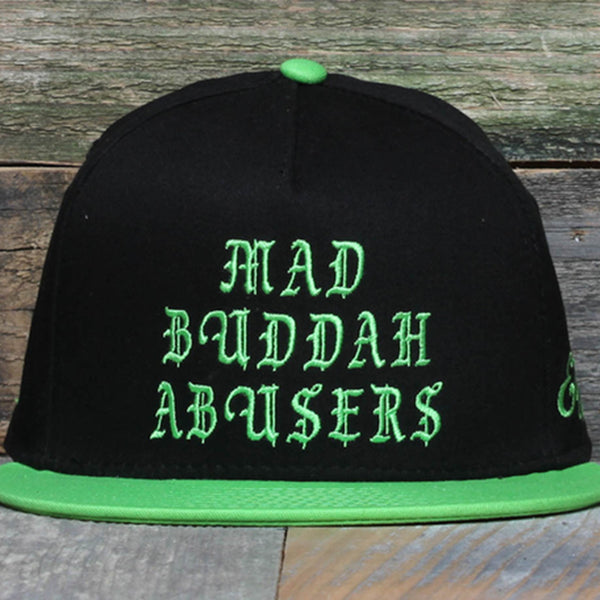 Abusers Altitude Snapback Hat