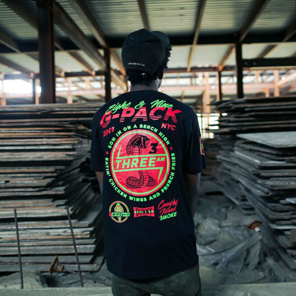 G Pack SS Jersey Tee Marvin Martian - 1