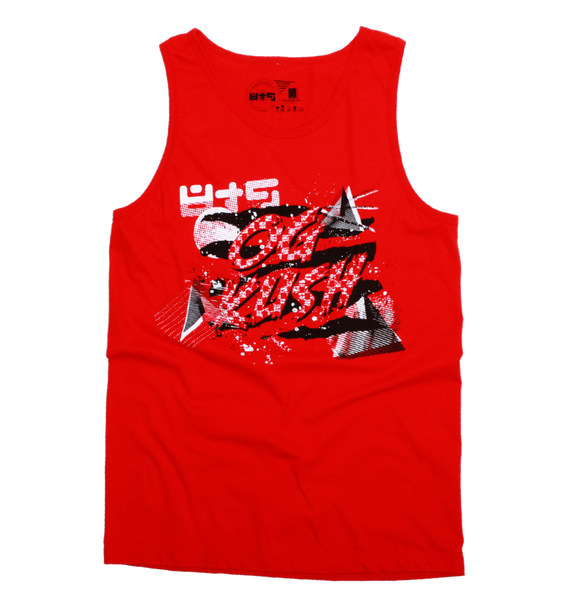 OG Kush Fire Red Tank Top