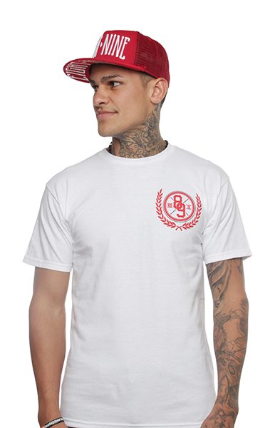 Trenches Fire Red T Shirt - 2
