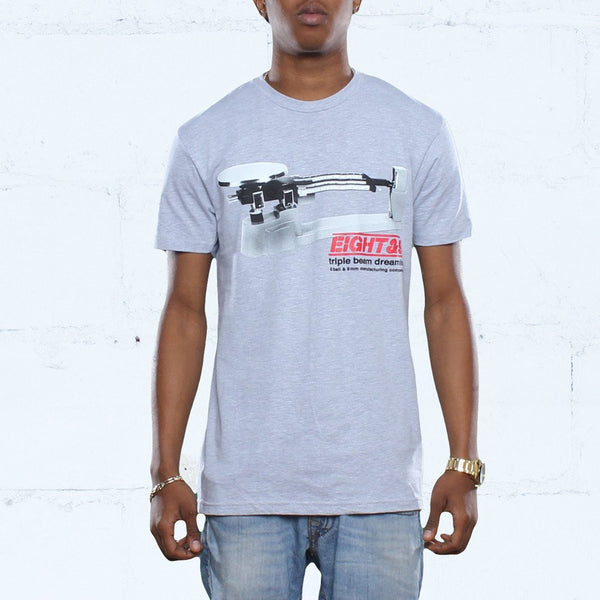 Triple Beam T Shirt Cement