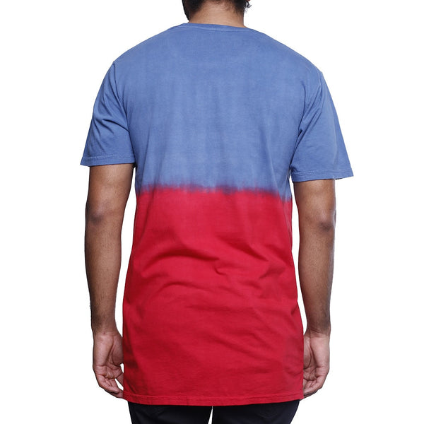 true blue smoked long line t shirt (3)