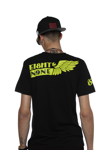 Venom Green 10 BMX Shirt - 4
