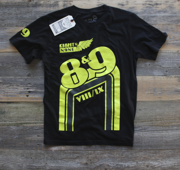Venom Green 10 BMX Shirt - 1