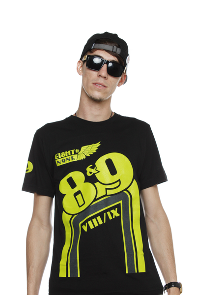 Venom Green 10 BMX Shirt - 3
