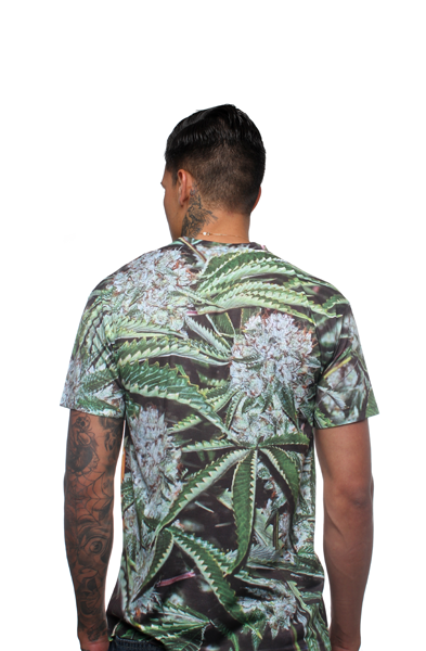 Magnified Tops Sublimated T Shirt - 2