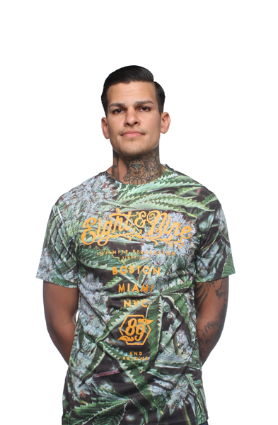 Magnified Tops Sublimated T Shirt - 1