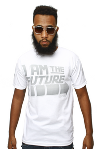 I Am The Future Cool Grey T Shirt - 1