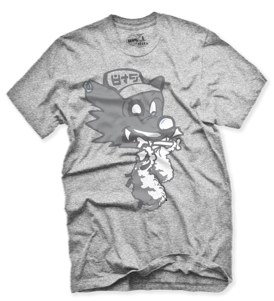 Sheep Eater Jordan 5 Wolf Grey T Shirt - 2
