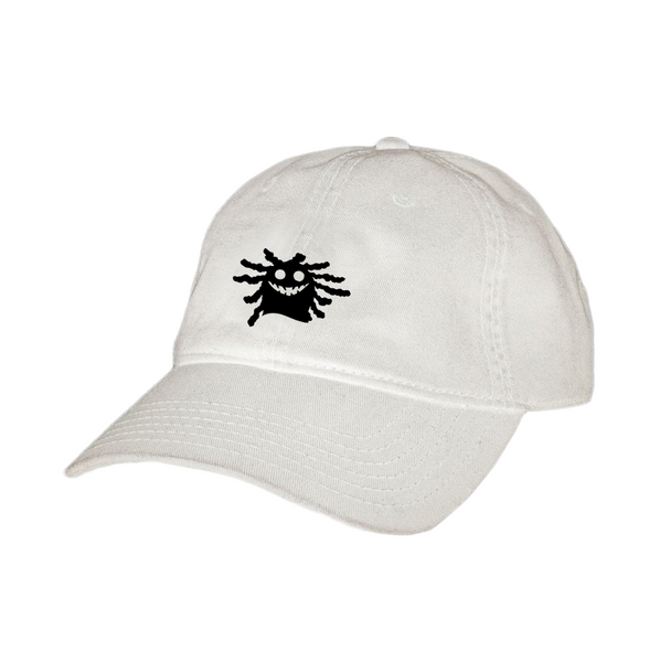 "Yung Simmie ""Simmie Season 2"" Logo Dad Hat White"