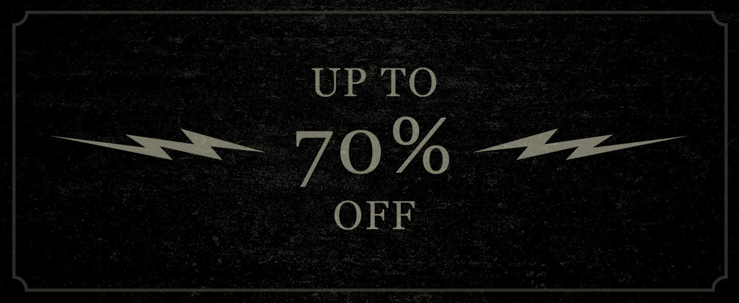 Black Friday 70% Off Sale