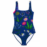 Batoko Wildflower Swimsuit | 100% Recycled Plastic Waste