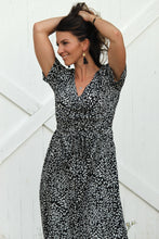 Load image into Gallery viewer, Black Viola Dress - Live By Nature Boutique