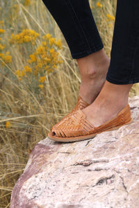 Fall Huarache Slip On - Live By Nature Boutique